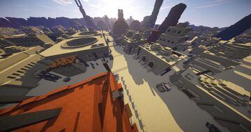Tatooine - Mos Eisley Map | Minecraft 1.12.2 Minecraft Map & Project