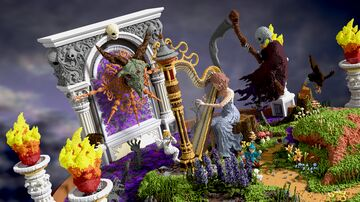 Harp in Nightmare [DOWNLOAD] Minecraft Map & Project