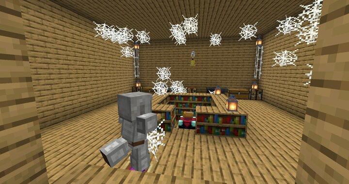 The enchanting room