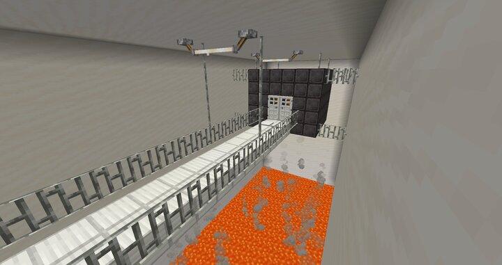 A super secured vault