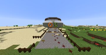The Discovery Minecraft Map & Project