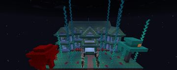 Cocytus House Minecraft Map & Project