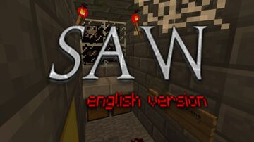 SAW I english version | 1.8.9 Minecraft Map & Project