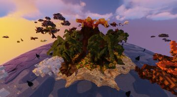 Infernal Island Retreat Minecraft Map & Project