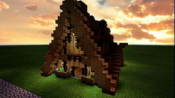 How to make an beautiful house on minecraft Minecraft Map & Project