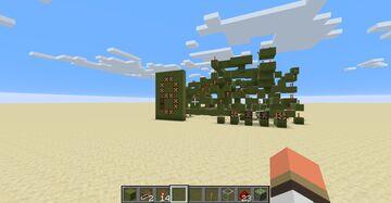 7447 decoder Minecraft Map & Project