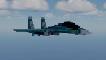 Su30 Minecraft Map & Project
