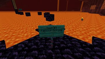 Nether Adventure Minecraft Map & Project