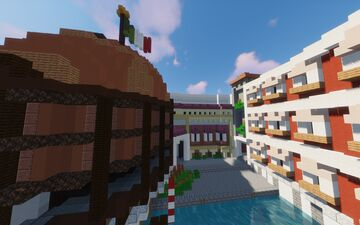 Venice (Murder Mystery Map) Minecraft Map & Project