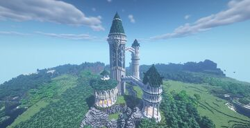 Elf Towers | Torres dos Elfos Minecraft Map & Project