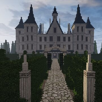 𝓜𝓪𝓵𝓯𝓸𝔂 𝓜𝓪𝓷𝓸𝓻 (Harry Potter) [cocricot + mod] Minecraft Map & Project