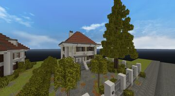 Little Old House 2 Schematic Minecraft Map & Project