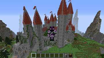 Castle BY Link4w4 Minecraft Map & Project