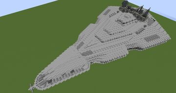 Resurgent-class Star Destroyer | Minecraft 1.12.2 [DOWNLOAD] Minecraft Map & Project