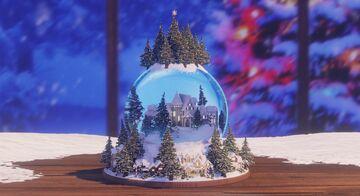 Christmas Globe | Aderlyon Build Team Minecraft Map & Project