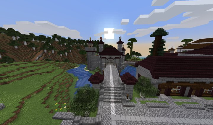 Lower ramparts of the King's Castle to be completed Phase 3