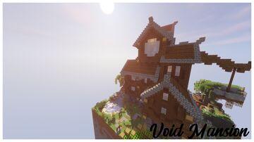 Void Mansion | ᴶᵃᵏᵘᵇᵇ Minecraft Map & Project