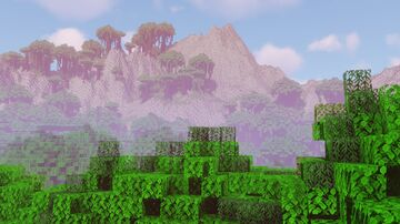 Massive Tropical Island with Volcano Minecraft Map & Project