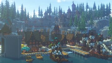 Northwatch Minecraft Map & Project