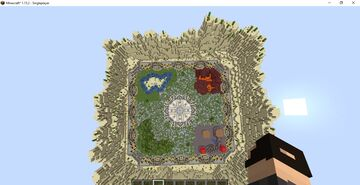 Minecraft-Kitpvp/Arena [FREE DOWNLOAD] Minecraft Map & Project