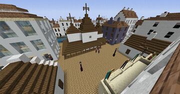 Neu Lviv Minecraft Map & Project