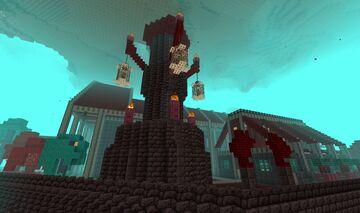 Tower of Suffer Minecraft Map & Project