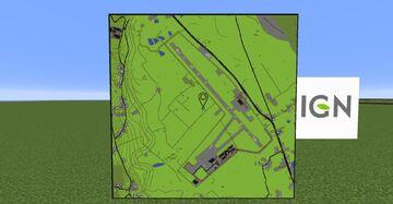 Hengchun Airport Minecraft Map & Project