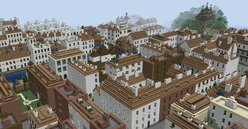 Nove Misto (Neu Stadt) Minecraft Map & Project