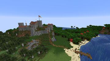 Castle Koblenz Minecraft Map & Project