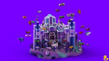 Factorya Hub Minecraft Map & Project