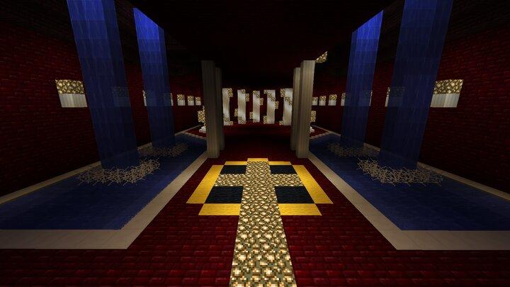 Interior lobby 1st floor