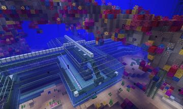 Pseudo Elephant Trials - A Two Player Puzzle Map! Minecraft Map & Project