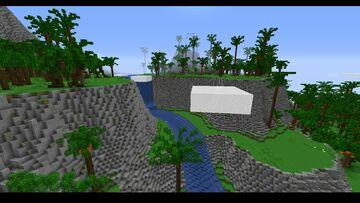 Hawaii-The big island DOWNLOAD Minecraft Map & Project