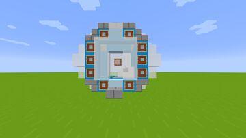 Gyrosphere (Jurassic World) Minecraft Map & Project