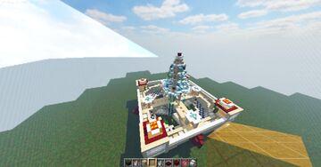 Derby (Server Hub) Minecraft Map & Project