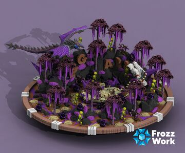 Eggwars Lobby Minecraft Map & Project