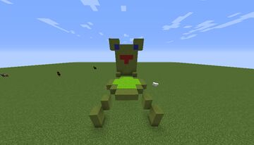 All Hail Froggy Chair Minecraft Map & Project