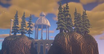 The Sanctuary Minecraft Map & Project
