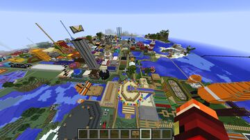 Stampy's Lovely World Reimagined Minecraft Map & Project