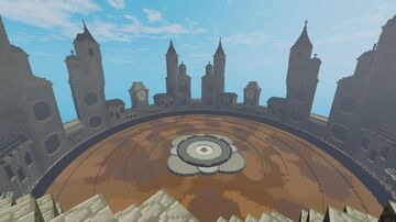 christian city faction arena -  Freyja Builds Minecraft Map & Project
