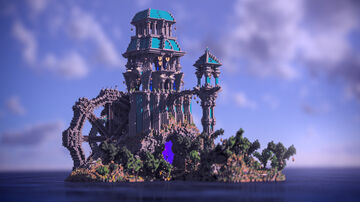 Never Ending Skies Minecraft Map & Project