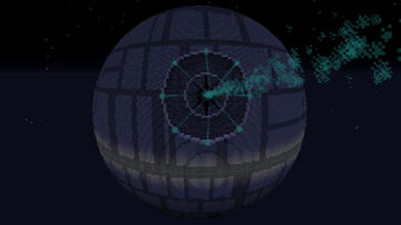 The Death Star Minecraft Map & Project