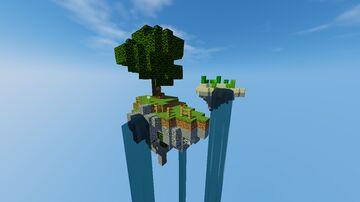 SkyBlock V2.0 Update Minecraft Map & Project