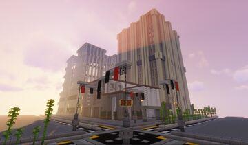 [MYRIAD] Fallen - Center Minecraft Map & Project
