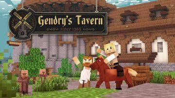 Gendry's Tavern Minecraft Map & Project