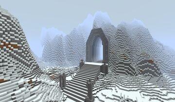 Khazad dum - Moria Minecraft Map & Project