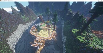 Vikings Map Minecraft Map & Project