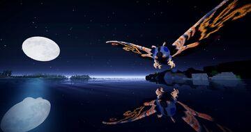Mothra-モスラ Minecraft Map & Project