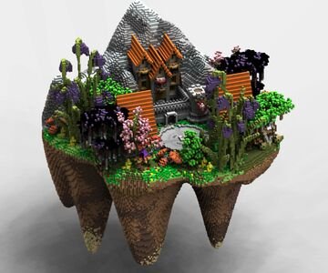Lobby/Spawn [ For sale ] Minecraft Map & Project