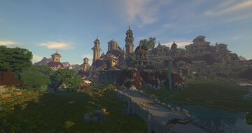 eragoN - Ancient City Minecraft Map & Project